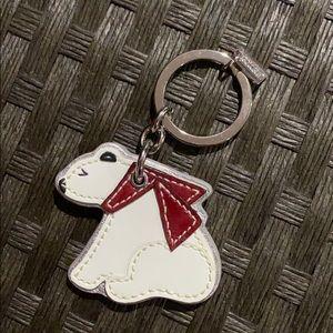 Cutie Polar Bear Coach Keyfob!